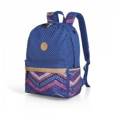 MOCHILA SUGAR AND SPICE AZUL