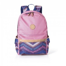 MOCHILA SUGAR AND SPICE ROSA