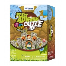 CASTELO 3 D FLEXI ADVENTURE